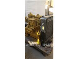 Caterpillar G3304B, Industrial engines, Construction
