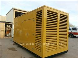Caterpillar G3406TA, Stationary Generator Sets, Construction