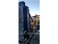 Caterpillar G3406TA, Grupos electrógenos fijos, Construcción