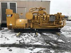 Caterpillar G3516, Stationary Generator Sets, Construction
