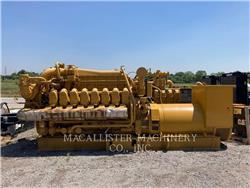 Caterpillar G3516C, Stationaire Generatorsets, Bouw