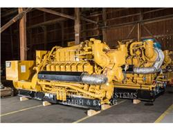 Caterpillar G3516C UNUSED 2 PCS, Stationary Generator Sets, Construction