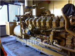 Caterpillar G3516SITA, Stationary Generator Sets, Construction