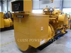 Caterpillar G3516TA LE, Stationary Generator Sets, Construction
