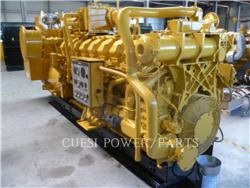 Caterpillar G3516TALE, Stationary Generator Sets, Construction