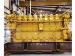Caterpillar G3608IN, Промышленные двигатели, Строительное