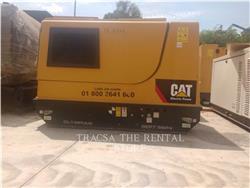Caterpillar GEP7.5, mobile generator sets, Construction