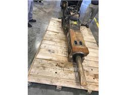 Caterpillar H115, hammer, Construction