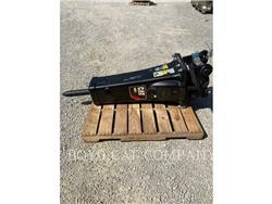 Caterpillar H80S, herramienta de trabajo - martillo, Construcción