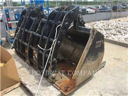 Caterpillar IT14G.2.25.CYD.MH.BKT. W/TOP.CLAMP, backhoe work tool, Construction