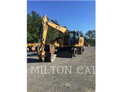 Caterpillar M314F, mobilbagger, Bau-Und Bergbauausrüstung