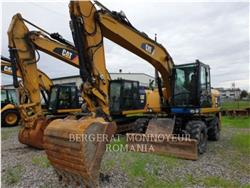 Caterpillar M316D, mobilbagger, Bau-Und Bergbauausrüstung