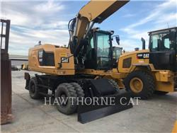 Caterpillar M320F, Crawler Excavators, Construction