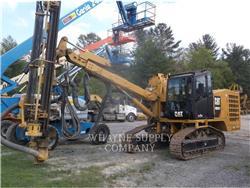 Caterpillar MD5075, Burghiu greu, Constructii