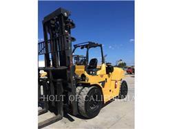 Caterpillar MITSUBISHI DP150N1, Diesel Forklifts, Material Handling