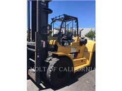 Caterpillar MITSUBISHI DP150N, Chariots diesel, Manutention