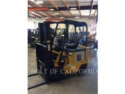 Caterpillar MITSUBISHI E6000, Electric Forklifts, Material Handling