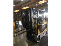 Caterpillar MITSUBISHI EC25LN2, Electric Forklifts, Material Handling