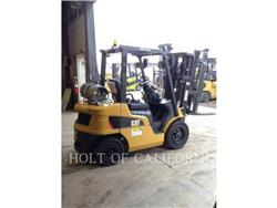 Caterpillar MITSUBISHI P5000, montacargas, Almacenaje
