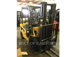 Caterpillar MITSUBISHI P5000-LE, Misc Forklifts, Material Handling