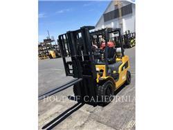 Caterpillar MITSUBISHI P5000-LE, Empilhadores - Outros, Movimentação cargas