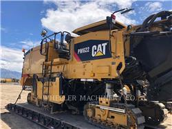 Caterpillar PM622, Asphalt cold milling machines, Construction