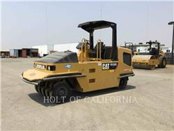 Caterpillar PS150C, Pavatoare asfalt, Constructii