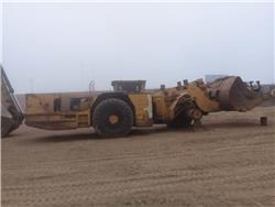 Caterpillar R1700G, underground mining loader, Construction