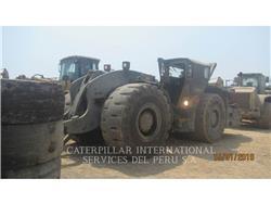 Caterpillar R3000H, underground mining loader, Construction