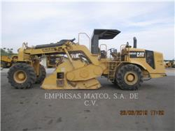 Caterpillar RM-500, estabilizadores / recuperadores de caminos, Construcción