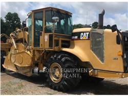Caterpillar RM500, Asphalt pavers, Construction