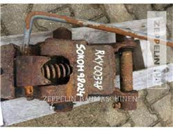 Caterpillar SW MECHANISCH CAT, herramienta de trabajo - implemento de trabajo - de retroexcavadora, Construcción