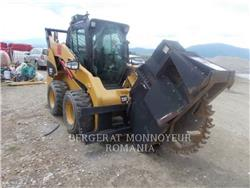 Caterpillar SW45 - ONLY ATTACHMENT (DOAR ATASAMENTUL, wheel saw, Construction
