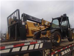 Caterpillar TH255C, manipulador telescópico, Equipamentos Construção