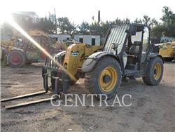Caterpillar TH406, manipulador telescópico, Equipamentos Construção