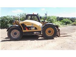 Caterpillar TH406C, verreiker, Bouw