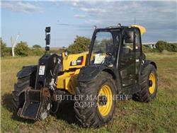 Caterpillar TH407C、伸缩臂叉装车 叉装车、建筑设备
