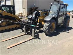 Caterpillar TH407C HR, telehandler, Construction