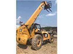 Caterpillar TH514, manipuladores telescópicos, Construcción