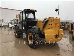 Caterpillar TH514C、テレハンドラ、建設