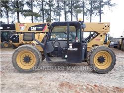Caterpillar TL 642 C, telehandler, Construction