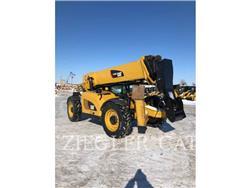 Caterpillar TL1255C, chargeur à bras télescopique, Équipement De Construction