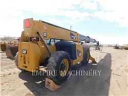 Caterpillar TL1255D, manipulador telescópico, Equipamentos Construção