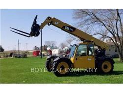 Caterpillar TL642, chargeur à bras télescopique, Équipement De Construction