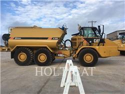 Caterpillar W00 725, cisterne apă, Transport