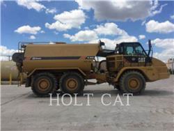 Caterpillar W00 725, watertrucks, Vervoer