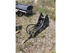 Caterpillar WORK TOOLS (SERIALIZED) BHL H70, narz. rob. - narzędzie robocze koparko-ładowarki, Sprzęt budowlany
