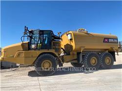 Caterpillar WT 730, Water Tankers, Construction