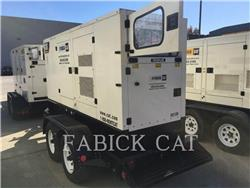 Caterpillar XQ 100, mobile generator sets, Construction