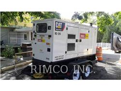 Caterpillar XQ-100N, mobile generator sets, Construction